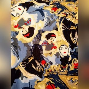 Lularoe Tc2 Disney Snow White leggings